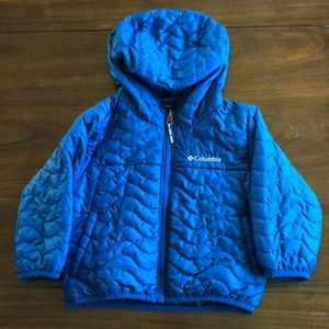 Columbia Toddler Double Trouble Jacket